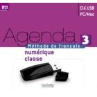 Agenda 3 - Manuel numérique intéractif pour l' enseignant (clé USB)