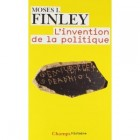 Finley - L'invention de la politique
