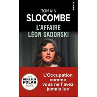 Slocombe - L'Affaire Léon Sadorski