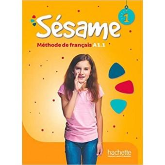 Sésame 1 (A1.1) - Livre de l'élève