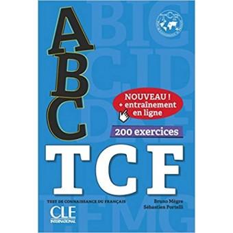 ABC TCF - Tous niveaux - Livre + CD mp3
