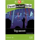 Top secret : Niveau 2-A1 - Livre + CD