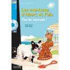 Albert et Folio : Vive les vacances ! + CD Audio MP3