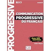 Communication progressive du français (Niveau avancé) - Livre + CD