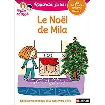 Le Cadeau de Noël de Mila - Niveau 2 - Regarde je lis !