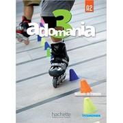 Adomania 3 - Livre de l'élève + DVD-Rom (A2)
