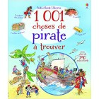 1001 choses de pirate à trouver - Autocollants Usborne