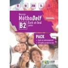 MéthoDelf B2 Junior - Livre de l'élève + Tests + CD audio (Pack eleve)