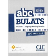 ABC Bulats - B1/B2 - Livre + CD audio