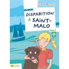 Disparition à Saint Malo - A1 : Livre + CD