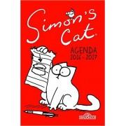 Agenda Simon's Cat 2016-2017