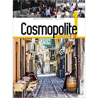 Cosmopolite 1 - Livre de l'élève + DVD-ROM