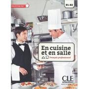 En cuisine et en salle B1/B2 - Livre + CD Rom