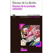 La Boétie - Discours de la servitude volontaire
