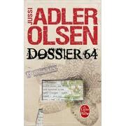 Adler-Olsen - Dossier 64