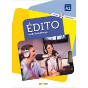 Edito A1 - Livre + CD mp3 + DVD