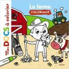 La ferme (coloriage) - Mes docs à colorier