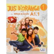 Jus d'orange 1 - A1.1 - Livre + CD-Rom
