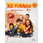 Jus d'orange 2 - A1.2 - Livre + CD-Rom
