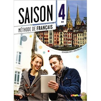 Saison 4 - Livre + CD mp3 + DVD