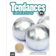 Tendances B1 - Livre de l'élève + DVD-Rom